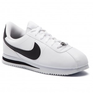 pretty nice 96297 f92dd Skor NIKE Cortez Basic Sl (GS) 904764 102 White Black