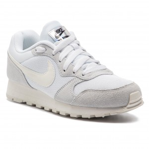 new products 0e150 4d00a Skor NIKE - Md Runner 2 749869 102 White Sail