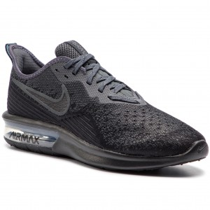 new products 24f40 1bd21 Skor NIKE - Air Max Sequent 4 AO4485 002 Black Black Anthracite