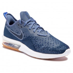 separation shoes f687b f18b6 Skor NIKE - Air Max Sequent 4 AO4485 400 Midnight Navy Obsidian