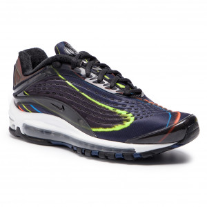 separation shoes 9868d 73609 Skor NIKE Air Max Deluxe AJ7831 001 Black Black Midnight Navy