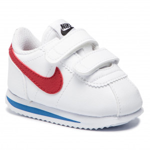 info for cf04c 58185 Skor NIKE - Cortez Basic Sl (TDV) 904769 103 White Varsity Red