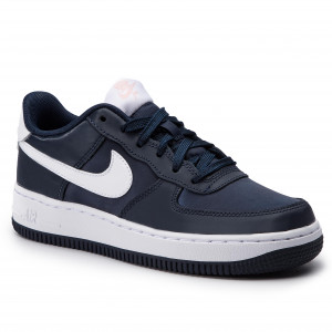 separation shoes 87c29 bf207 Skor NIKE Air Force 1 Vday (GS) BQ6980 400 Obsidan  White Bleached Coral