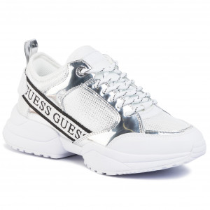 Sneakers GUESS Breeta FL5BRE FAM12 SILVER Sneakers