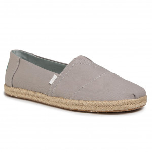 Espadrillos TOMS Classic 10015004 Plant Dyed Grey