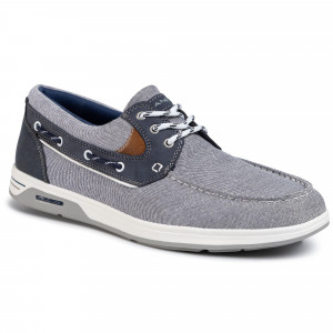 Sneakers LANETTI MP07 16976 03 Grey Sneakers Lågskor